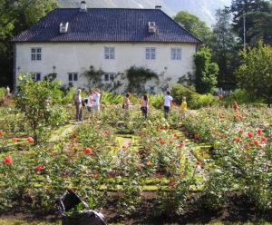 Rosehagen, Rosendal